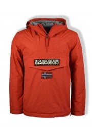 Rainforest Winter Jacket (Orange Red)