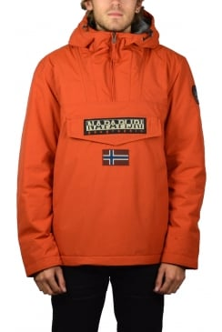 Rainforest Winter Jacket (Orange Rust)