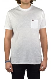 Syla Short-Sleeved T-Shirt (Bright White)