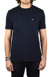 Syla Short-Sleeved T-Shirt (Navy)