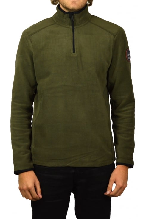 Tambo Half Zip Fleece (Caper)