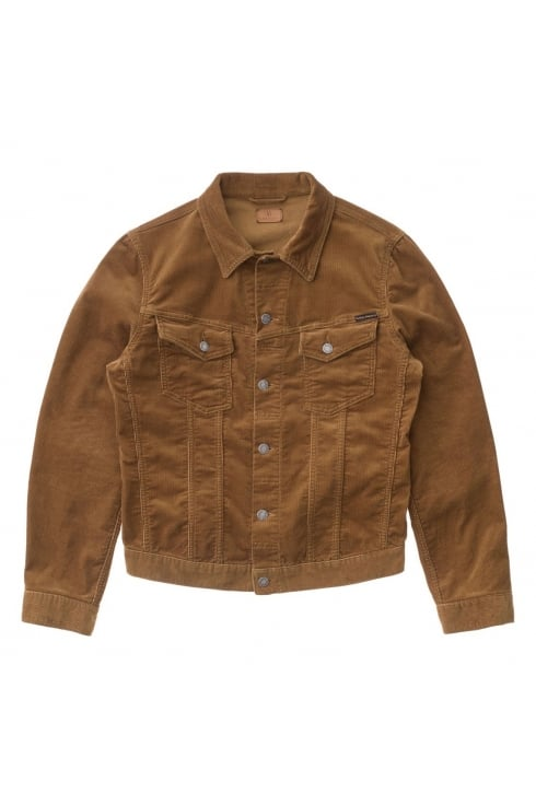 Nudie Jeans Co Billy Cord Jacket (Lion)