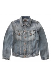 Billy Denim Jacket (Shimmering Indigo)