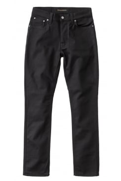 Dude Dan Regular Fit Jeans (Dry EverBlack)