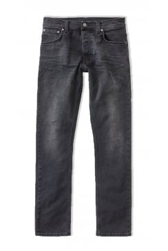 Dude Dan Regular Fit Jeans (Dusty Black)