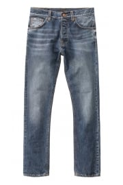 Fearless Freddie Regular Tapered Jeans (Blue Visions)