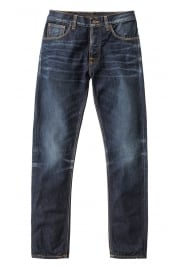 Fearless Freddie Regular Tapered Jeans (Indigo Shadow)