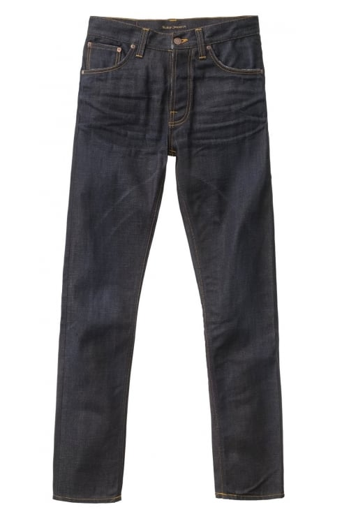 Nudie Jeans Co Fearless Freddie Regular Tapered Jeans (Used Dry)