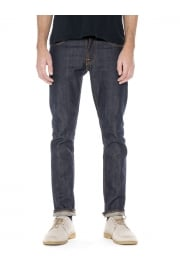 Grim Tim Straight & Slim Fit Jeans (Dry Selvage)