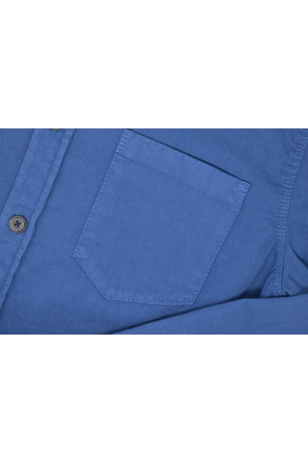 Milk Nudie Jeans Co Henry Pigment Dyed Long-Shirted Shirt