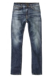 Lean Dean Straight & Slim Fit Jeans (Crispy Bora)