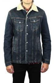 Lenny Denim Jacket (Indigo Steel)