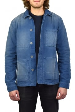 Paul Worker Jacket (Oden Blue)