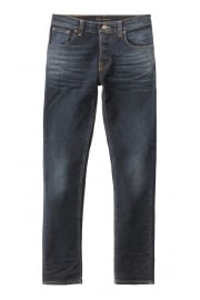Tight Terry Skinny Fit Jeans (Double Indigo)