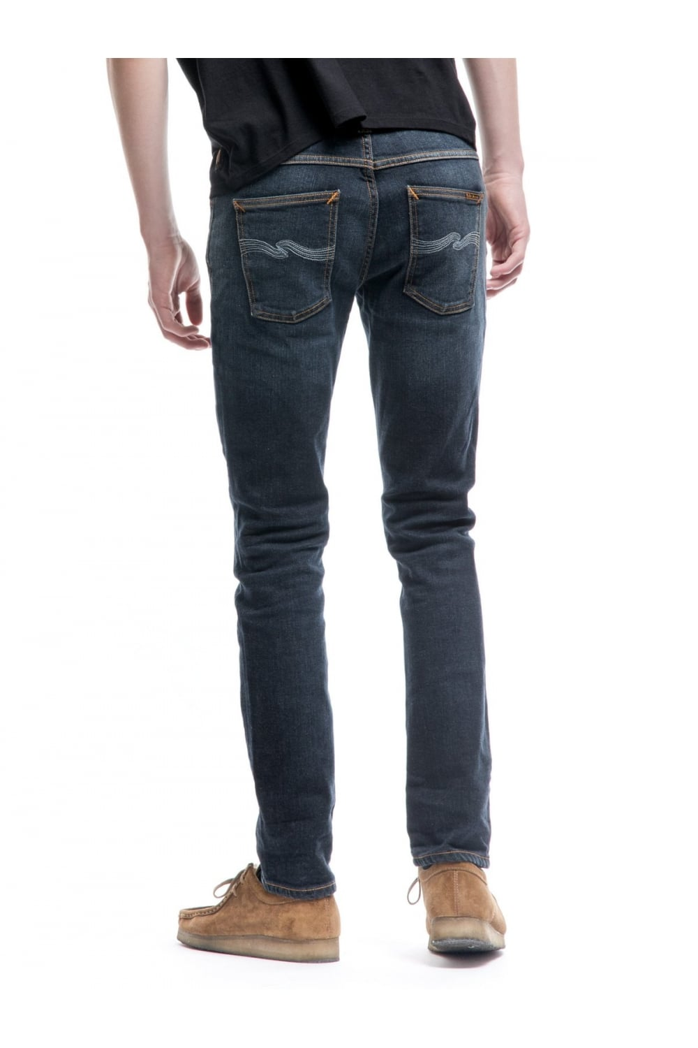 89617e73c309 Nudie Jeans Co Tight Terry Skinny Fit Jeans (Double Indigo)