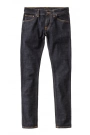 Tight Terry Skinny Fit Jeans (Rinse Twill)