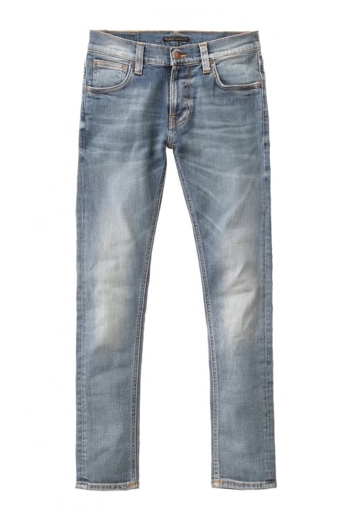 Nudie Jeans Co Tight Terry Skinny Fit Jeans (Subtle Beat)