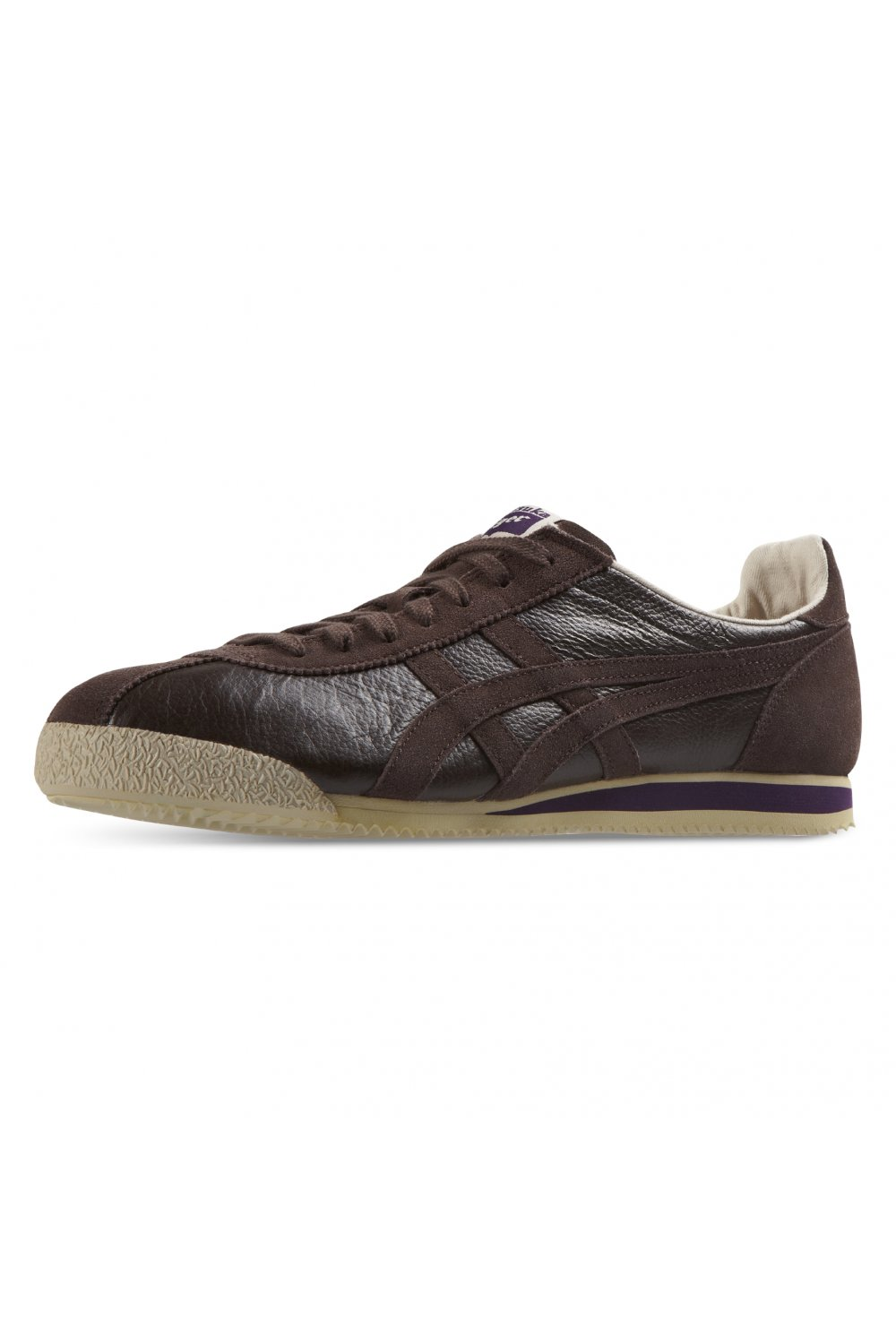 official photos 80471 9a728 Tiger Corsair VIN Trainers (Dark Brown/Dark Brown)
