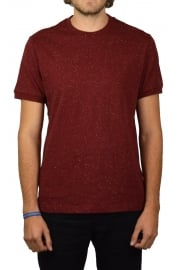 Nep Short-Sleeved T-Shirt (Pomegranate)
