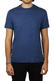 Nep Short-Sleeved T-Shirt (Vintage Indigo)