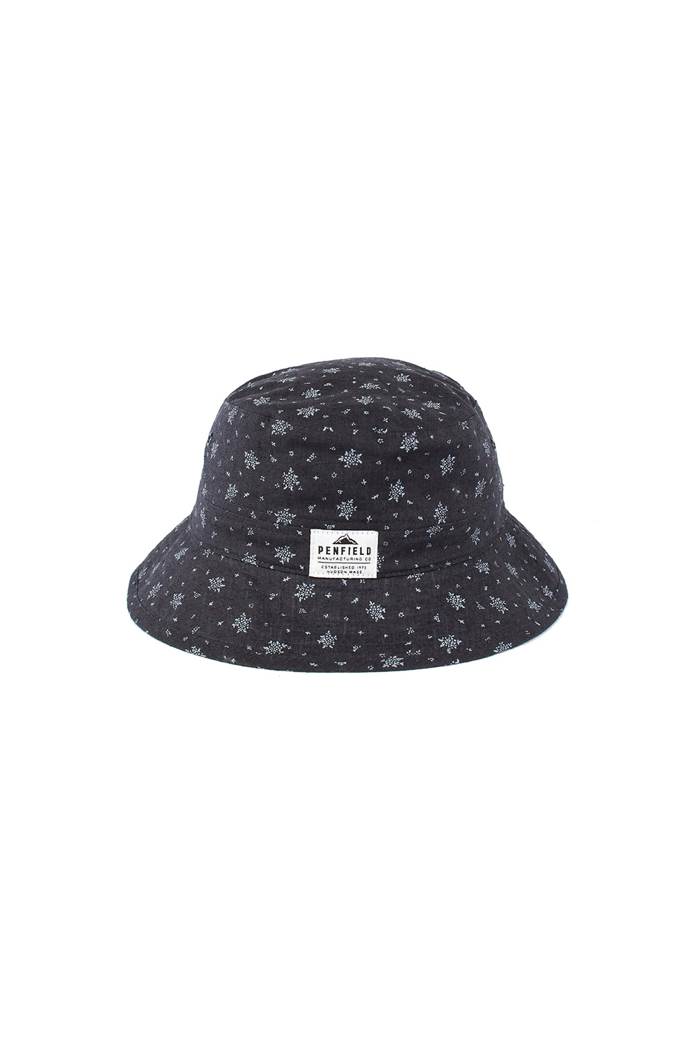 Penfield Baker Bucket Sun Hat (Navy Paisley) - Accessories from ... bd382e0e49a3