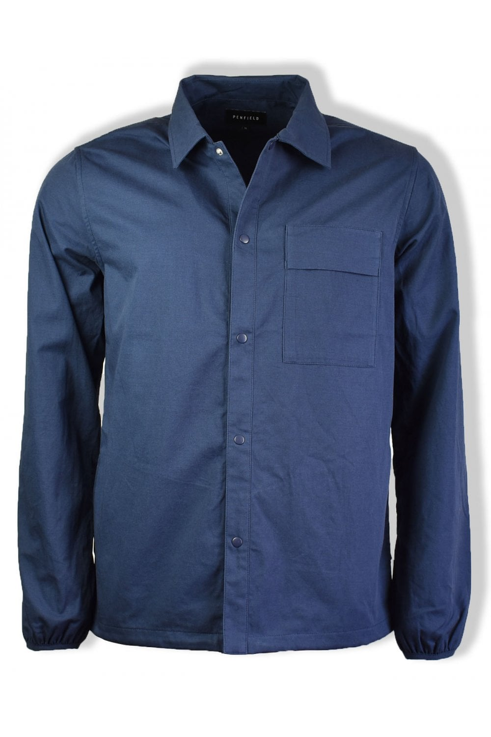 Penfield Blackstone Overshirt Peacoat