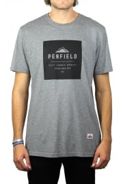 Brockton Short-Sleeved T-Shirt (Grey)