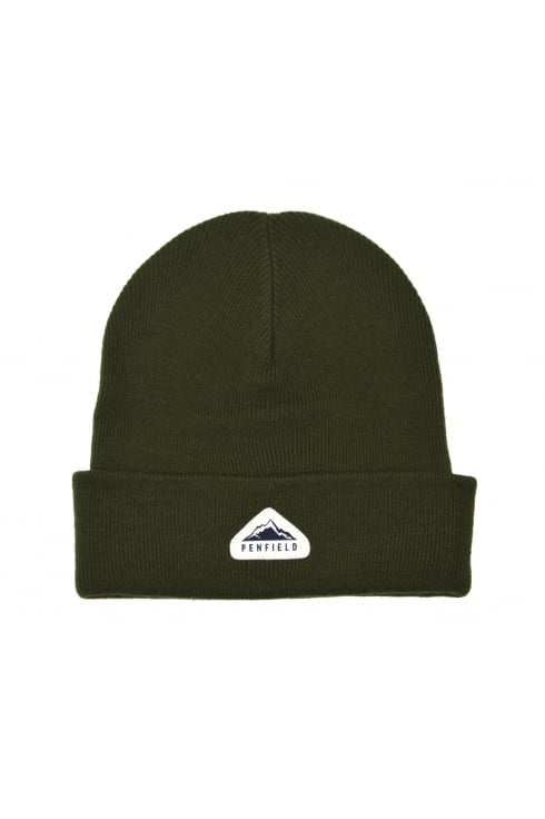 Penfield Classic Beanie (Olive)