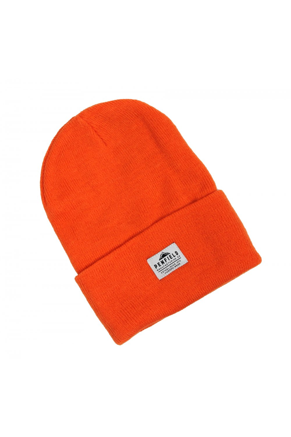 Penfield Classic Beanie (Orange) - Accessories from ThirtySix UK 4a98aacc3521