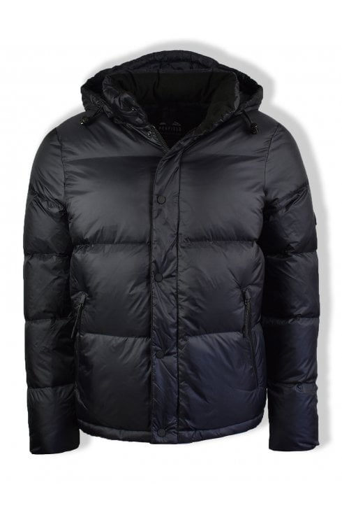 Penfield Equinox Down Filled Puffer Jacket (Black)