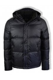 Equinox Down Filled Puffer Jacket (Black)
