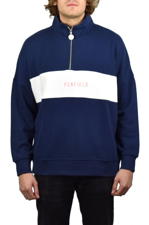 Penfield Hosmer Sweatshirt (Peacoat)