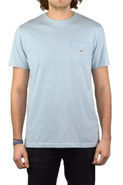 Lewis Short-Sleeved T-Shirt (Sky Blue)