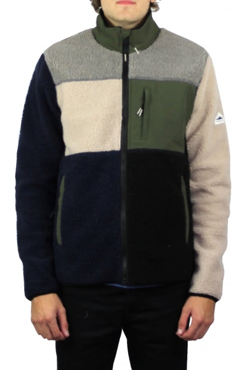 Penfield Mattawa Zip Through Fleece (Mixed)
