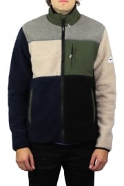 Mattawa Zip Through Fleece (Mixed)