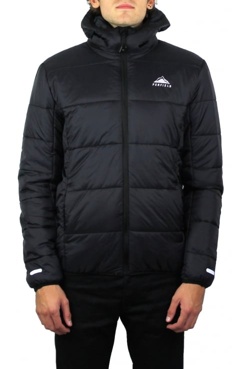 Penfield Schofield Padded Packable Jacket (Black)