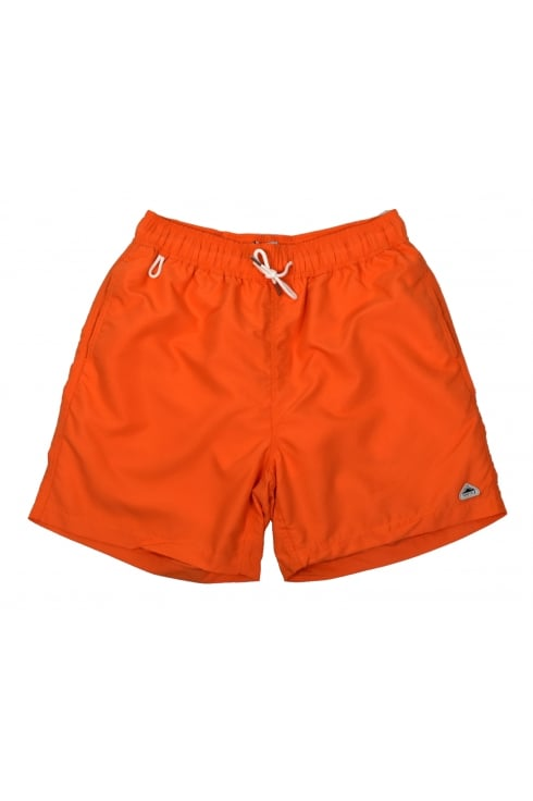Penfield Seal Swim Shorts (Orange)