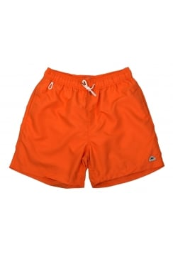 Seal Swim Shorts (Orange)