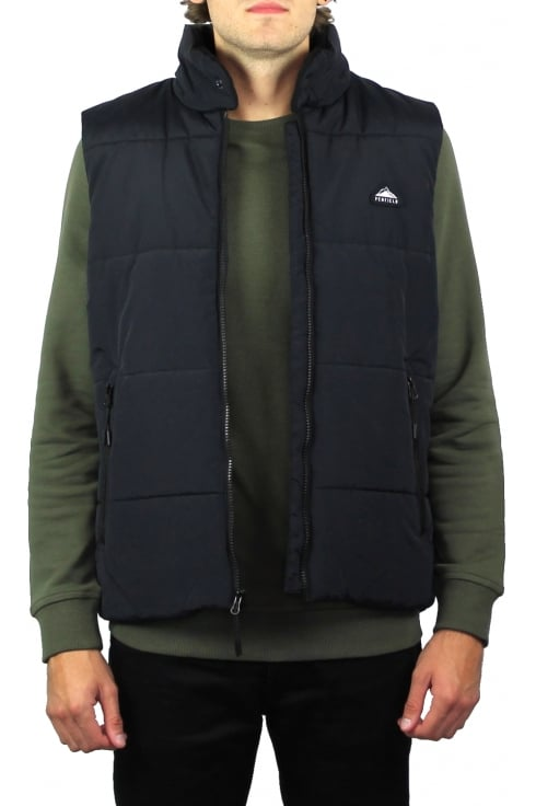 Penfield Washburn Vest (Black)