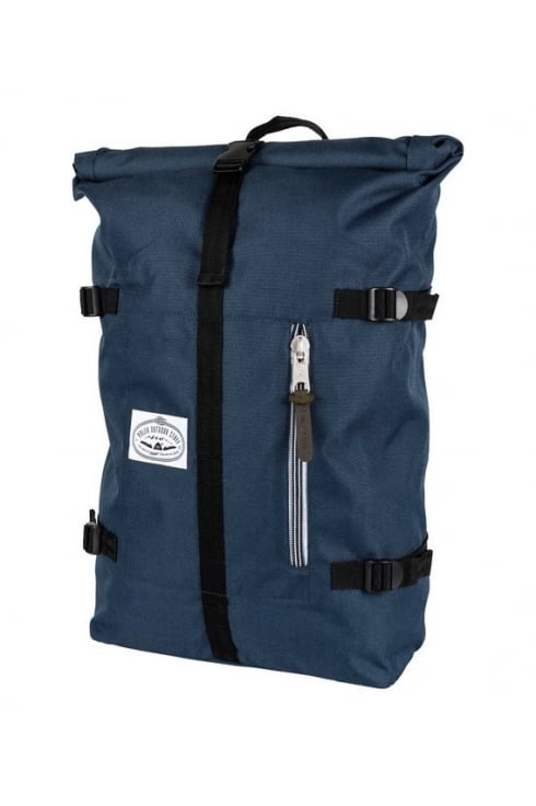 Poler Classic Rolltop Backpack (Navy)
