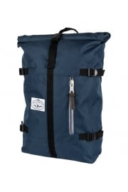 Classic Rolltop Backpack (Navy)