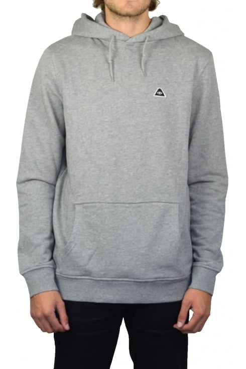 Poler Eye Patch Hoody (Grey Heather)