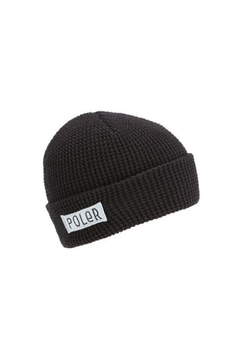 Poler Workerman Beanie (Black)