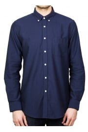 Bela Vista Long-Sleeved Shirt (Navy)