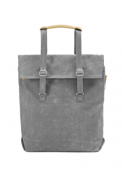 Day Tote Bag (Washed Grey)
