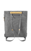 Qwstion Day Tote Bag (Washed Grey)