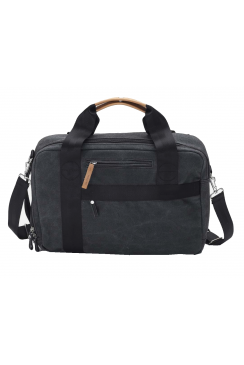Office Bag (Washed Black)