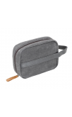Qwstion Toiletry Kit (Washed Grey)