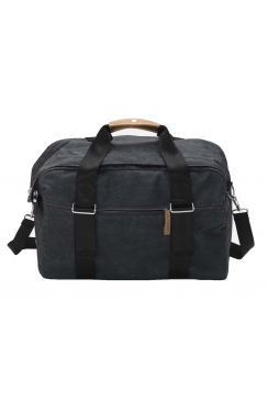 Weekender Bag (Washed Black)