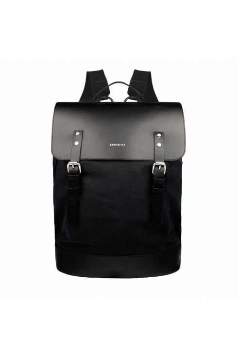 Sandqvist Hege Backpack (Black)